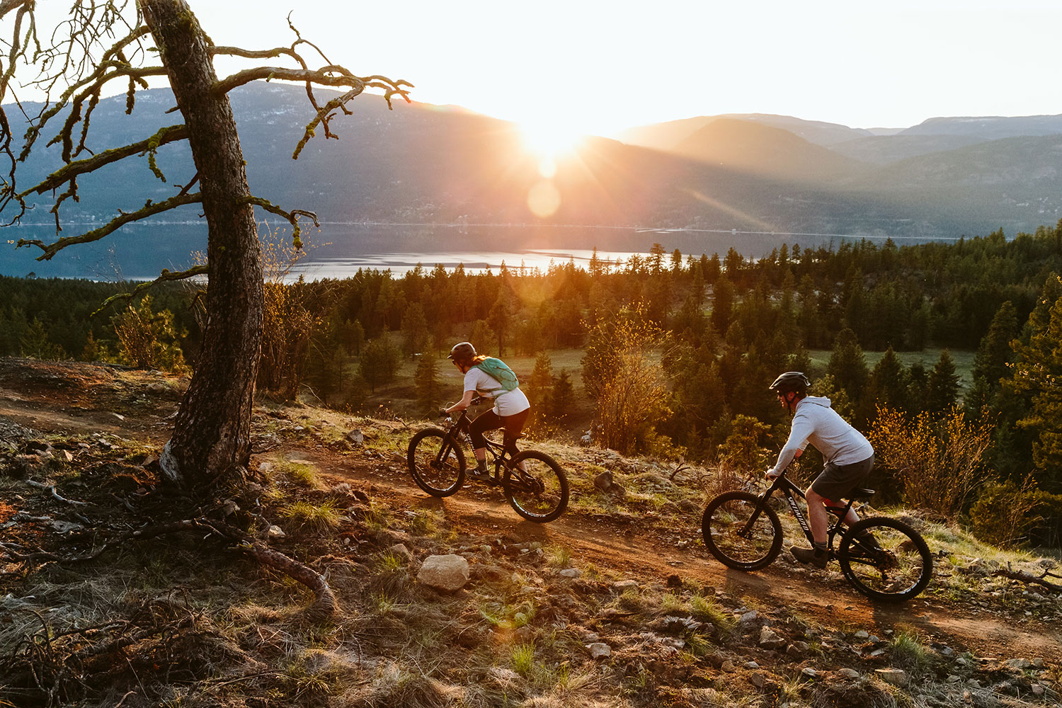 Spin Your Wheels This Fall at Predator Ridge